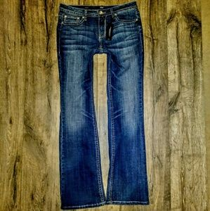 A.N.A. Jeans Size 12/31 Boot ✂ NWT